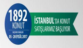 İstanbul Kayaşehir 1.892 adet konut