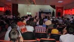 TOKİ, Aksaray Sultanhanı'nda 121 konutun hak sahiplerini kurayla belirledi