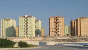 TOKİ'nin Erzurum'daki 114 dairesi için kura çekimi yapıldı