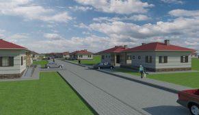 Karaman'da inşa edilecek 265 tarımköy konutunun ihalesi yapıldı