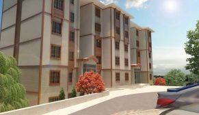 TOKİ, Malatya Arapgir'de yöresel mimaride 161 konut inşa edecek