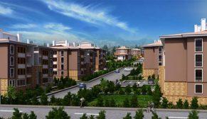 TOKİ Afyonkarahisar İscehisar'da 370 konutun hak sahiplerini kura ile belirledi