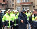 TOKİ Başkanı Ergün Turan, Samsun ve Ordu'da incelemelerde bulundu
