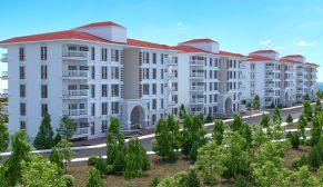 TOKİ'den Gaziantep Islahiye'ye mahalle konseptinde 596 adet konut