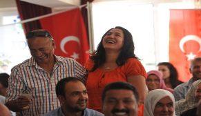 Kayseri Kocasinan, Sarız ve Bünyan'da kura heyecanı