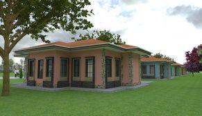 Kırşehir Boztepe'de inşa edilecek 122 tarımköy konutunun ihalesi yapıldı