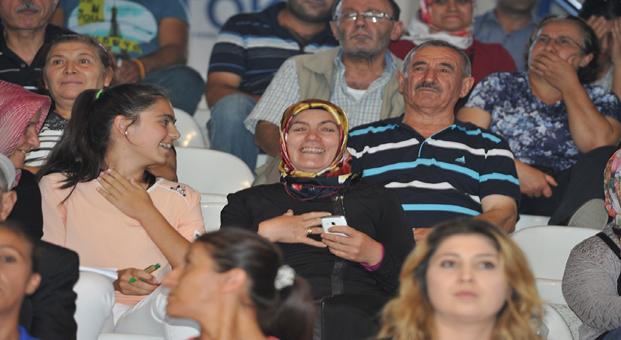 Sivas Divriği'de kura heyecanı