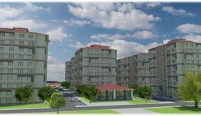 Tokat Zile'de inşa edilecek 437 konutun ihalesi yapıldı
