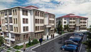 Konya Ahırlı ve Yalıhüyük'e yöresel mimaride 180 konut