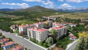 TOKİ, Isparta Atabey'de 377 konut inşa edecek