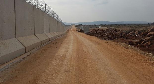 TOKİ'den Suriye sınırına 144 kilometrelik duvar