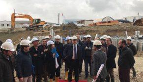 TOKİ Başkanı Konya'da 4 projeyi inceledi