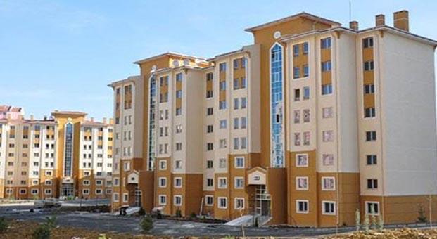 TOKİ Kayseri'de 186 konut için ihaleye çıktı