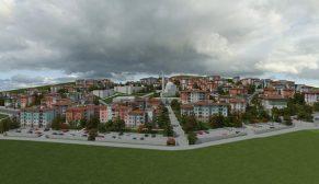TOKİ'den Manisa Yunusemre'ye mahalle konseptinde 748 konut