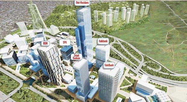 TOKİ, Merkez Bankası binası için ihaleye çıkıyor