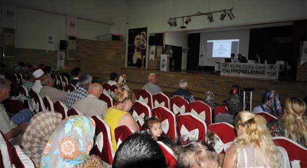 Kocaeli Kandıra'da 95 adet konutun hak sahipleri belirlendi