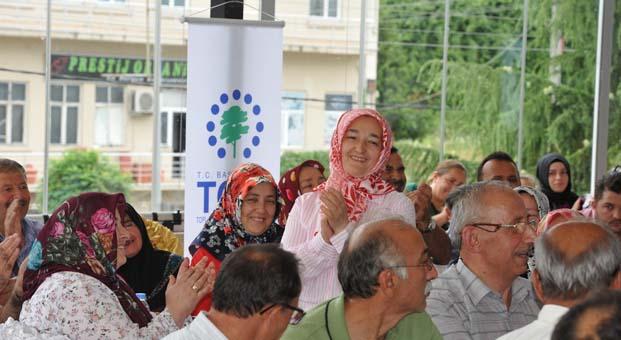 Trabzon Vakfıkebir ve Maçka'da 297 konutun kurası çekildi