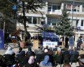 Afyonkarahisar Bayat'ta 84 konutun sahipleri kurayla belirlendi