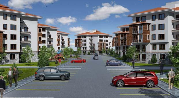 TOKİ Konya Ereğli'de 334 konut inşa edecek