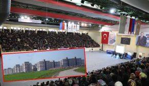 TOKİ'nin Adana Sarıçam'daki 649 konutu 7 bin 722 başvuru yapıldı
