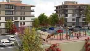 TOKİ Amasya'da 74 konut inşa edecek