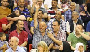Ankara'da kura sevinci