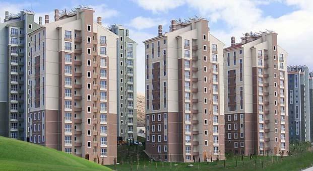 Antalya'da kiralık konutlarda 6 aylık ortalama metrekare fiyatı 10.40 TL
