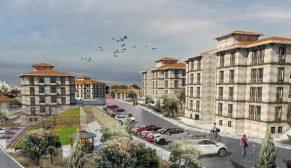 Nevşehir Avanos'ta TOKİ kura heyecanı