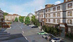 TOKİ Bartın'a yöresel mimaride 423 konut inşa edecek