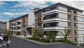 TOKİ Bingöl Adaklı 'da 96 konut inşa edecek