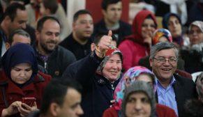 TOKİ Burdur Bucak'ta 135 konutun sahiplerini belirledi