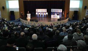 TOKİ Bursa Nilüfer'de 133 emekli konutunun hak sahiplerini belirledi
