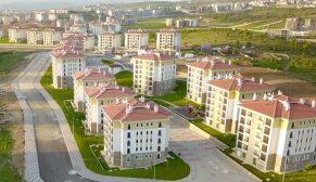 Bursalı emeklilerin TOKİ konutları teslim ediliyor