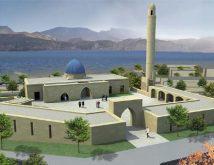 TOKİ yeni Hasankeyf'in inşa çalışmalarına hız verdi