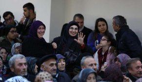 Çankırı Atkaracalar'da TOKİ kura sevinci