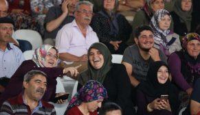 Afyonkarahisar Dinar'da kura heyecanı