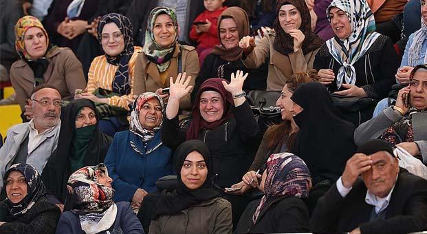 Elazığ'da TOKİ kura mutluluğu