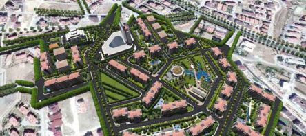 TOKİ Elazığ'a 665 konut inşa edecek