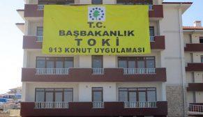 Gaziantep Kuzey Şehir'de 913 konuta 11 bin 356 başvuru yapıldı