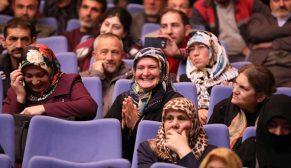 Gümüşhane'de 62 konuta 275 başvuru yapıldı