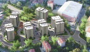 Kentsel dönüşüm kapsamında TOKİ'den İstanbul Güngören'e 224 konut