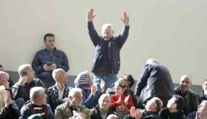 İzmir Kemalpaşa'da TOKİ mutluluğu