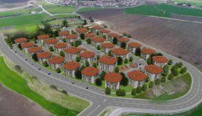 TOKİ Kahramanmaraş Dulkadiroğlu'nda yeni bir mahalle inşa ediliyor