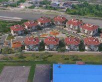 Karaman ve Karabük'e yatay mimarili yeni konutlar