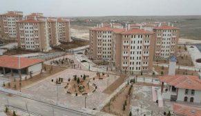Karaman'da TOKİ'nin 31 konutu için 370 başvuru yapıldı