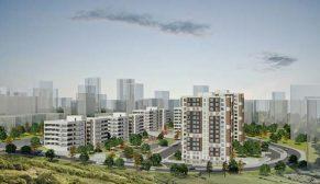 TOKİ İstanbul Kayaşehir'de inşa edeceği 862 konutun ihalesini gerçekleştirdi