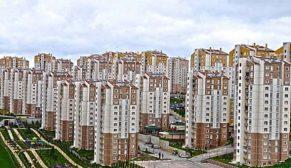İstanbul Kayaşehir'de 605 konut için TOKİ'ye 8 bin başvuru