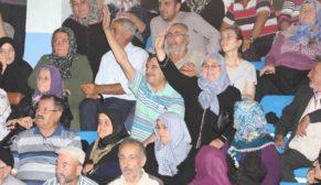 Kırıkkale'de ev sevinci