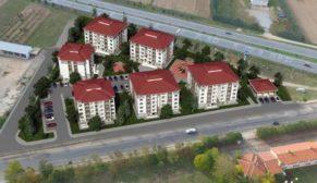 Kırklareli Kavaklı'ya TOKİ'den yöresel mimaride 119 konut