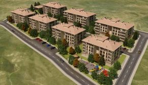 TOKİ Konya Kadınhanı'na 111 konut inşa edecek